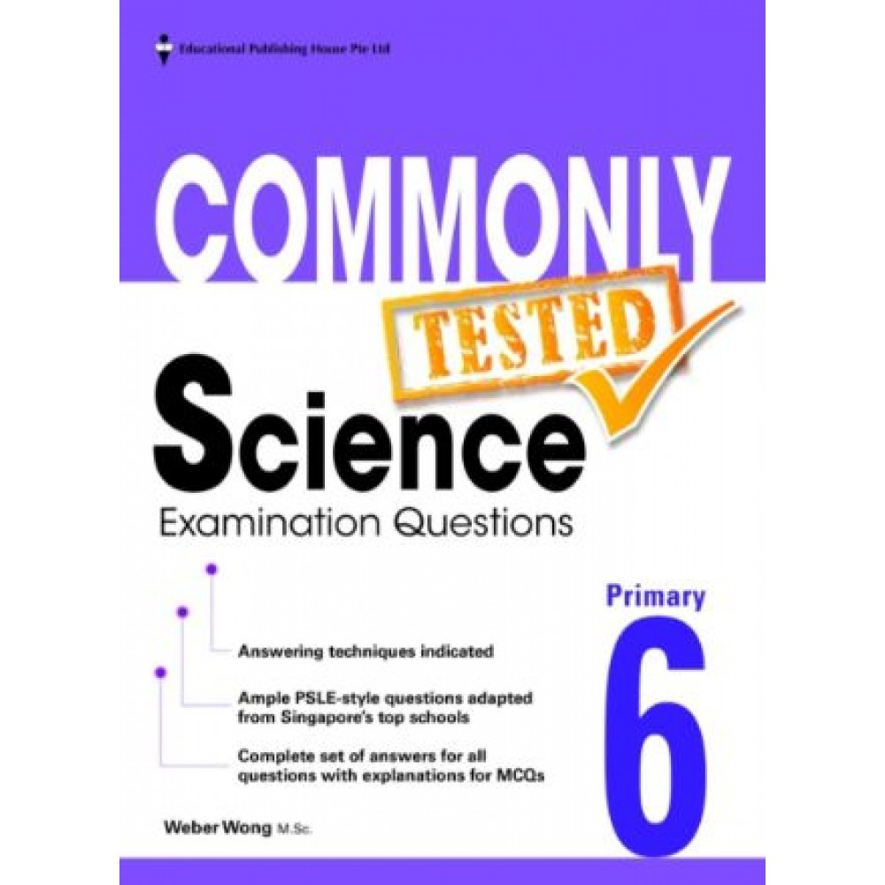 P6 Commonly Tested Sci Exam Questions