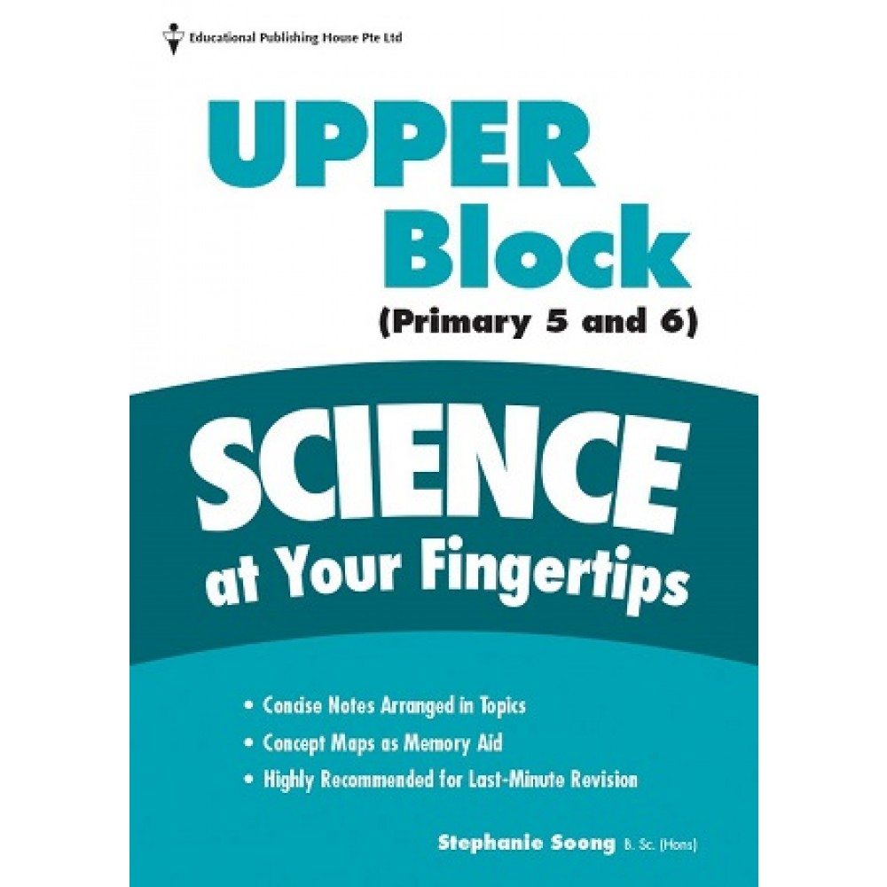 Pri Upper Block Sci at Your Fingertips