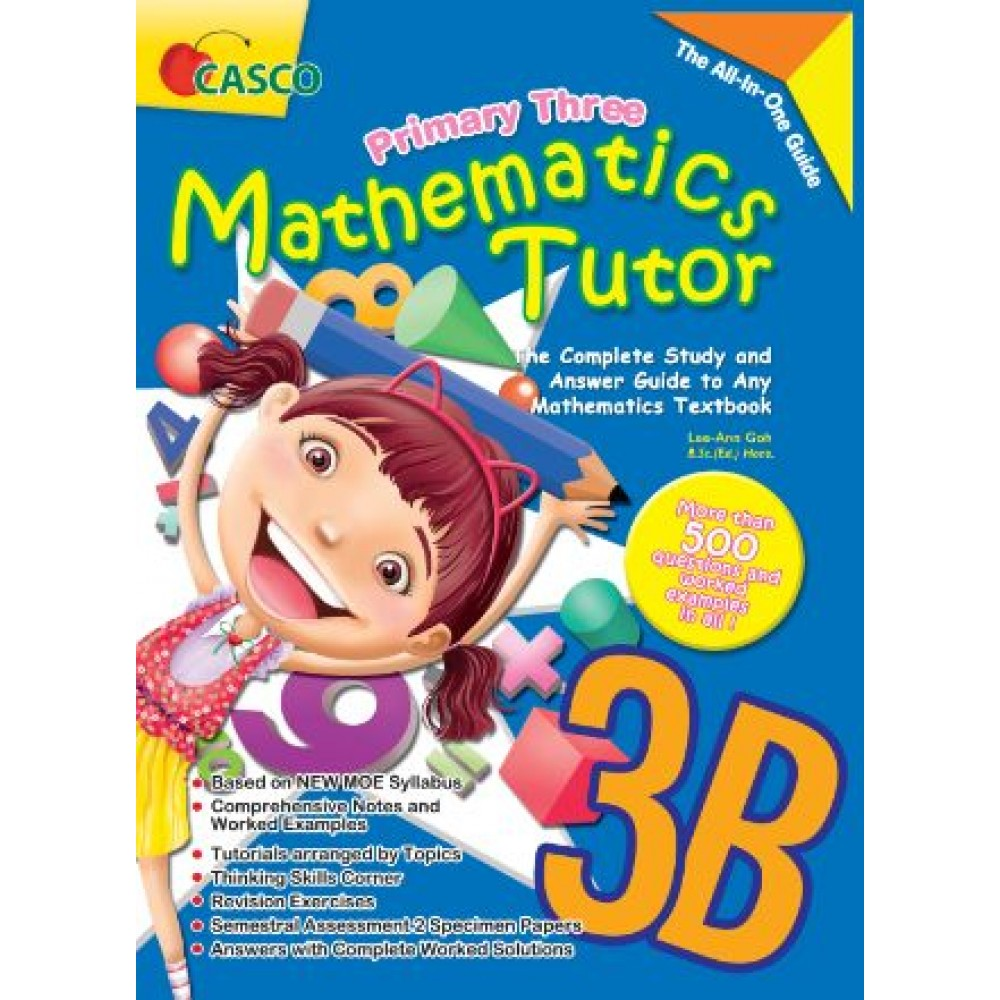 P3B Mathematics Tutor