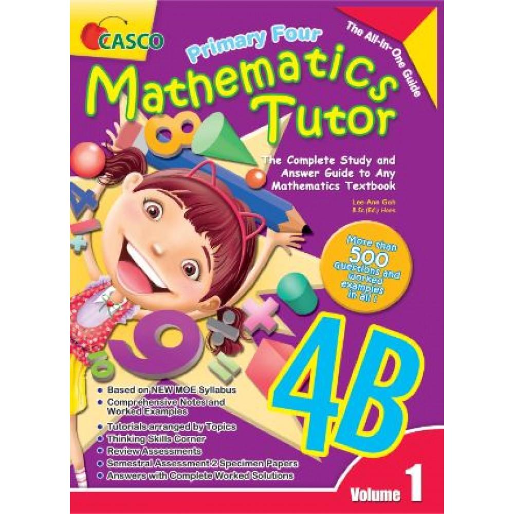 P4B Mathematics Tutor Vol 1