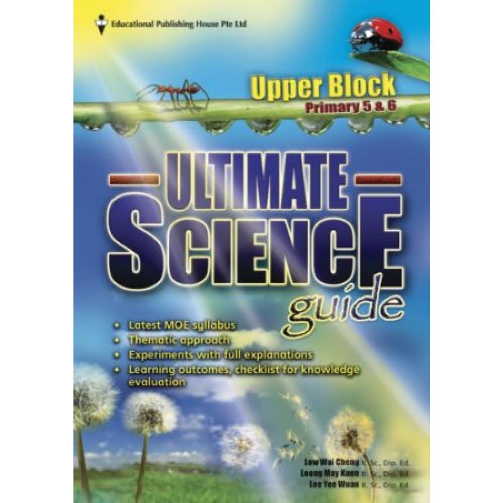 Upper Block Ultimate Science Guide-3Ed