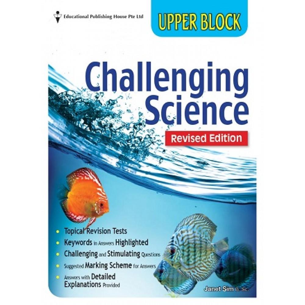 Pri Upper Block Challenging Science-3Ed