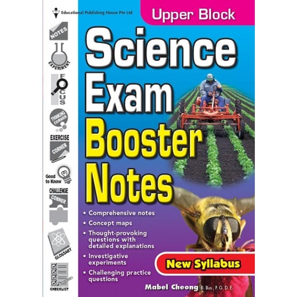 Pri UB Science Exam Booster Notes-Rev