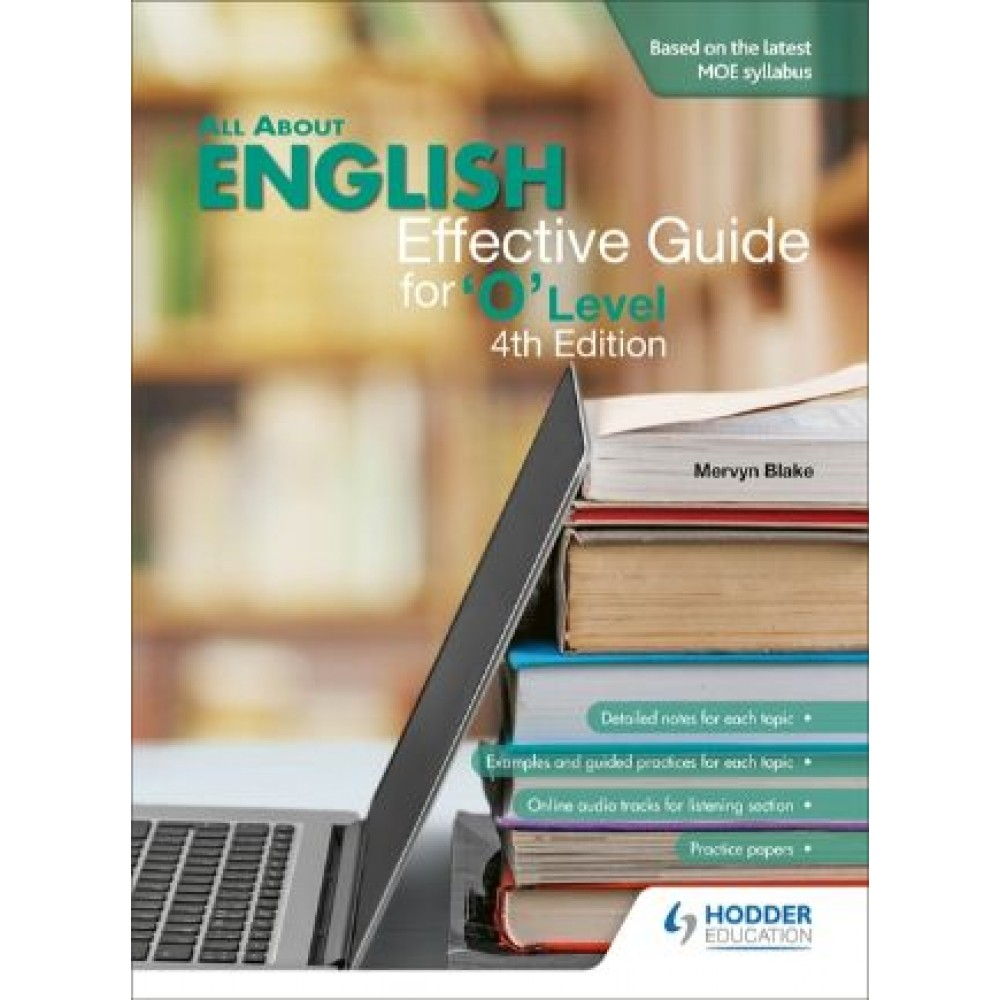 O Level All About English Effective Guide 4th Edition
