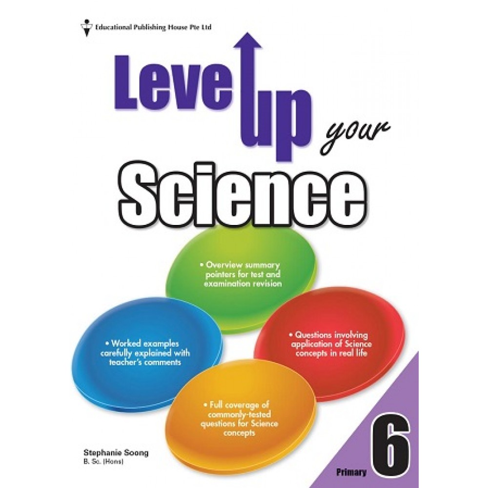 P6 Level Up Your Science