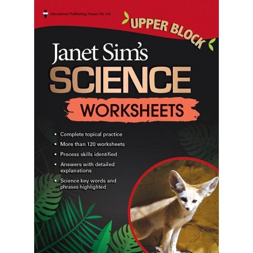 UB Janet Sim's Science Worksheets