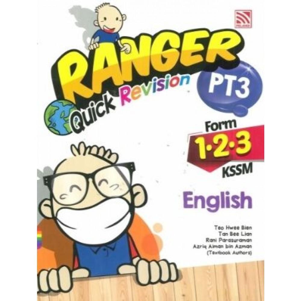 RANGER PT3 ENGLISH
