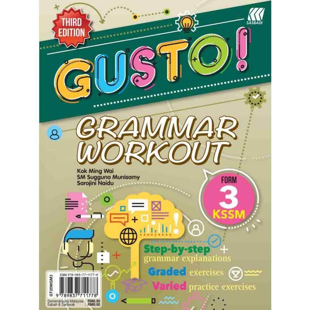 Jawapan Buku Grammar Pt3