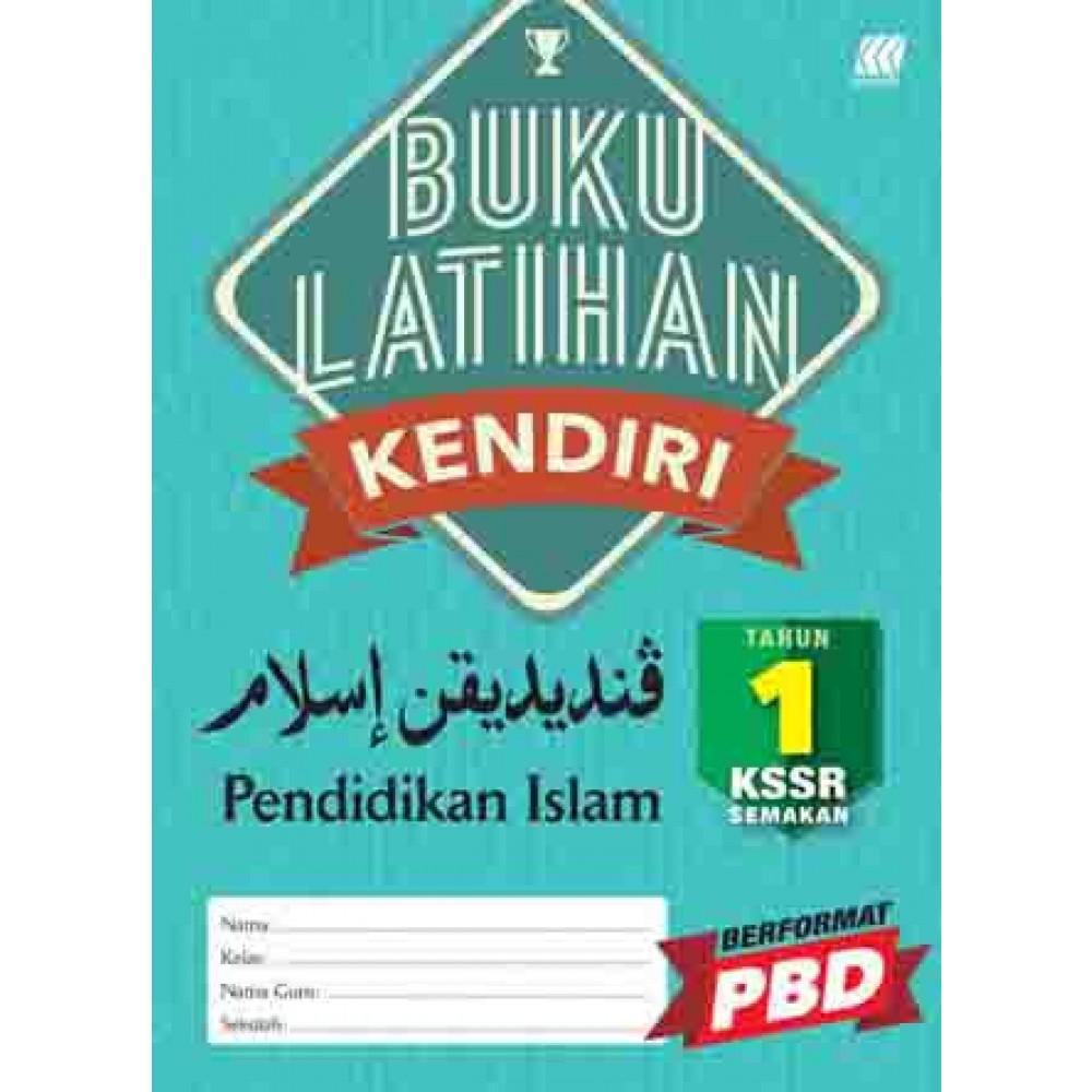 Tahun 1 Buku Latihan Kendiri Pendidikan Islam