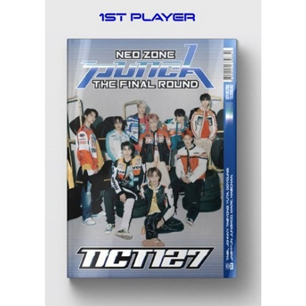 NCT 127 - REPACKAGE: NEO ZONE-THE FINAL ROUND (1ST PLAYER VERSION)