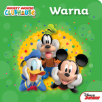 BUKU MICKEY MOUSE  WARNA