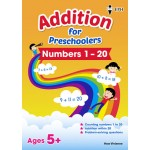 Addition for Preschoolers - Numbers 1-20