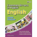 Upper Primary Common Errors in Pupils' English