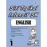 Tahun 1 Siri Topikal Intensif English