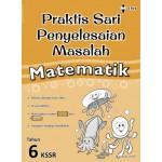 Tahun 6 Praktis Sari Penyelesaian Masalah Matematik