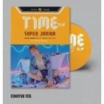 SUPER JUNIOR – 9TH ALBUM: TIME SLIP (EUNHYUK VER.)