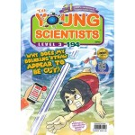 THE YOUNG SCIENTISTS LEVEL 3 ISSUE 194
