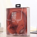 MF-100AP HEADSET RED