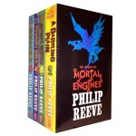 BP-THE MORTAL ENGINES COLLECTION (4BKS)