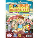 THE YOUNG SCIENTISTS LEVEL 3 ISSUE 203