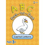 ABC Dot-to-Dot - Capital Letters