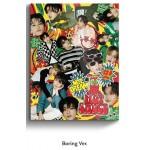NCT DREAM - 1ST ALBUM : HOT SAUCE (PHOTOBOOK BORING VER.)