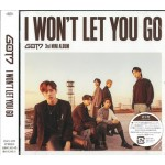 GOT7 - I Won't Let  You Go (Japan Edition)