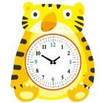 宝宝的时钟-老虎