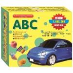 多元智能认知卡:ABC(畅销升级版)