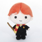 Harry Potter-Ron Weasley  8''  Character Plush Charm
