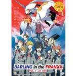 DARLING IN THE FRANXX VOL. 1 - 24 END (2DVD)