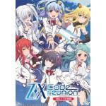Z/X: CODE REUNION VOL.1-12 END (DVD)