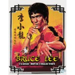 BRUCE LEE CLASSIC MOVIE COLLECTION 李小龙经典系列电影 (3DVD)