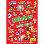 LITTLE HANDS STICKER BOOK 1 '20