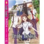 FRUIT BASKET EP1-25END (2DVD)