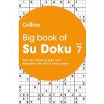Collins Big Book of Sudoku Book 7