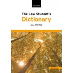The Law Student's Dictionary