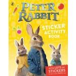 Peter Rabbit The Movie: Sticker Activity Book