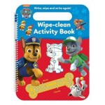 PAW PATROL WIPE-CLEAN ACTIVITY BOOK