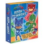 PJ Masks Book and Kit (Masks)