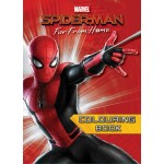 SPIDER-MAN COLOURING BOOK