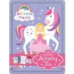 Unicorn Magic Happy Tin