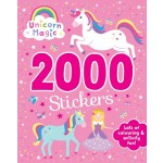 Unicorn Magic 2000 Stickers