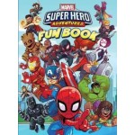 MARVEL SUPERHERO ADVENTURES FUN BOOK