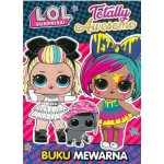 BUKU MEWARNA L.O.L SURPRISE!