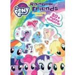 My Little Pony Puffy Sticker Book