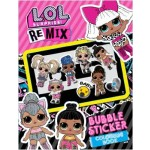 LOL Surprise! Remix Bubble Sticker