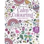 WALL ART CALM COLOURING BOOK