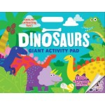 DINOSAUR GIANT ACTIVITY PAD