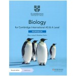Cambridge International AS & A Level Biology Workbook with Digital Access (2 Years) 2nd Edition